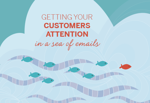 Getting your customers attention in a sea of emails