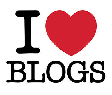 I heart blogs - blogging 101
